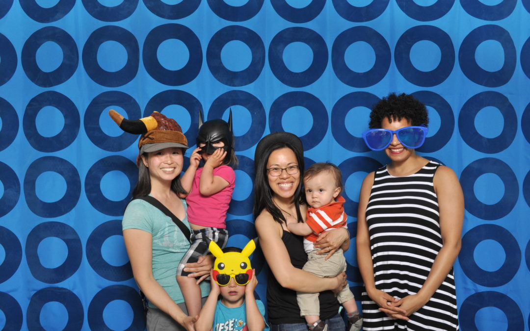 Austin's 1st Birthday and Victoria Day Party