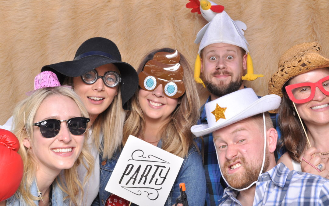 Moxie's Stampede Party