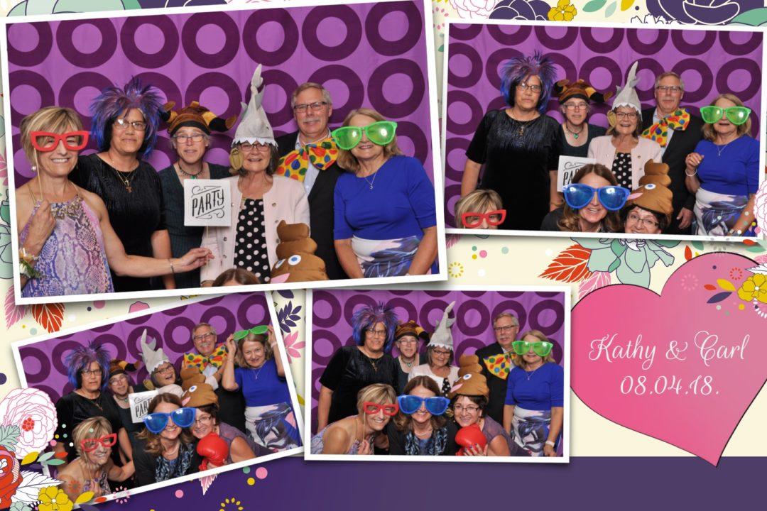 Kathy & Carl's Wedding